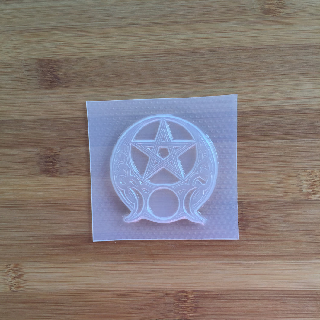 Pentacle Symbol Mold