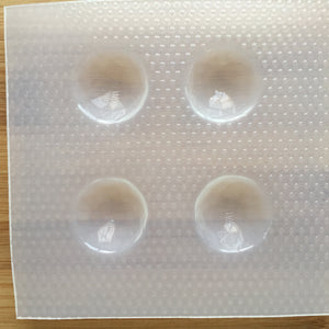 Circle Gem Plastic Mold