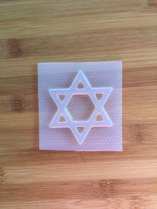 Hexagram Star Mold 🔯