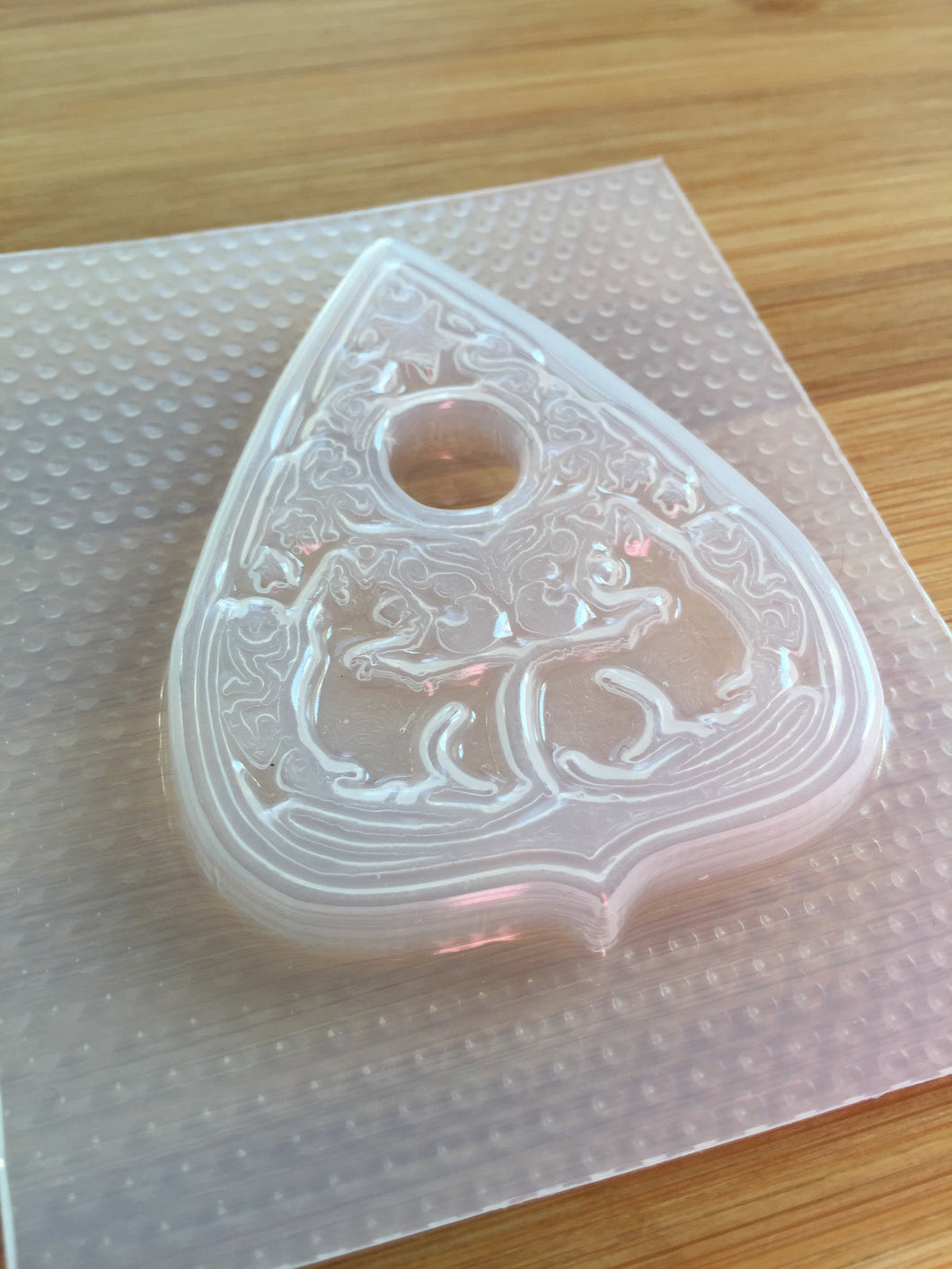 Cats Planchette Mold
