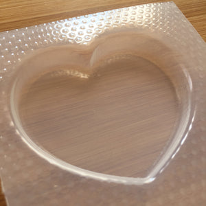 Big Bubble Heart Mold 💙