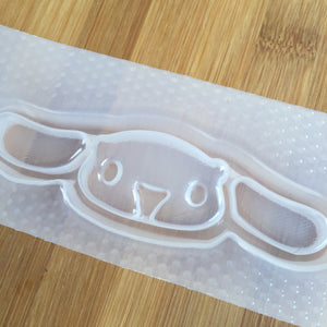 Kawaii Bunny Face Shaker Mold