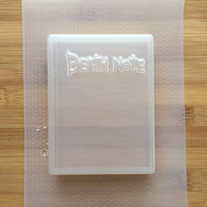 6.6 oz Death Book Plastic Mold - Molds for Soap and Bath Bombs