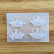 Load image into Gallery viewer, Girly Heart Tiara Mold