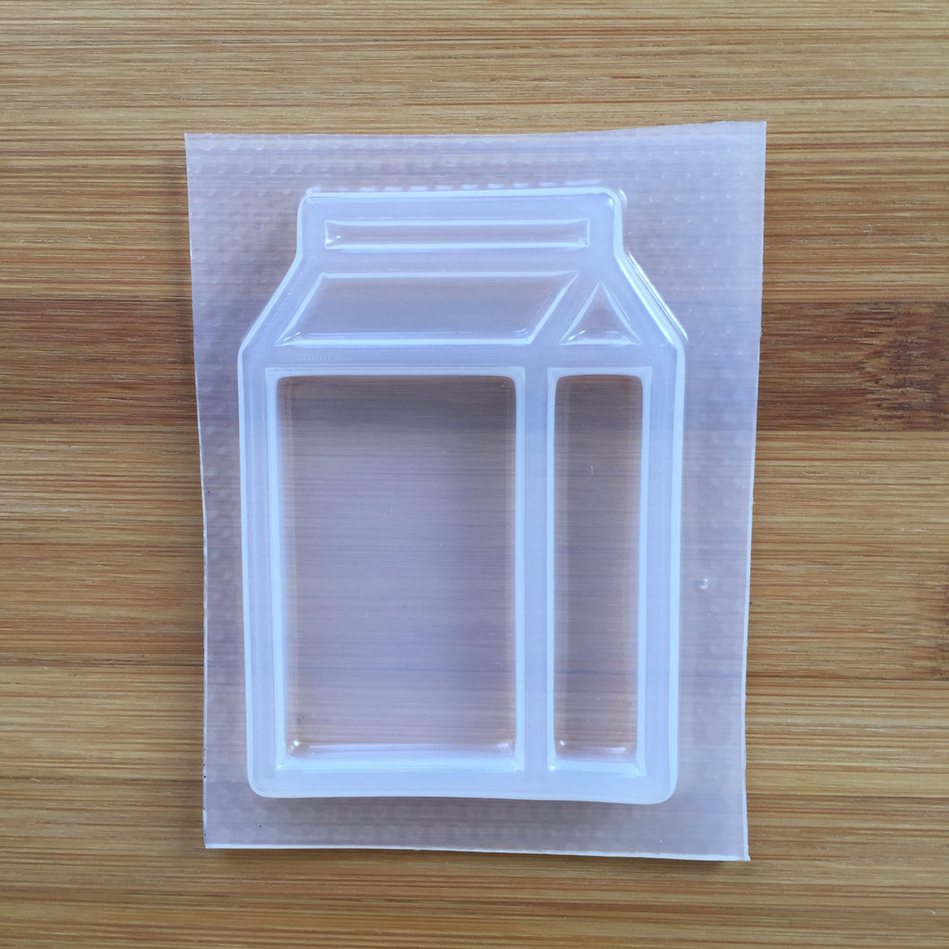 Milk Carton Box Shaker Mold