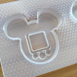 Mouse Game Console Mold