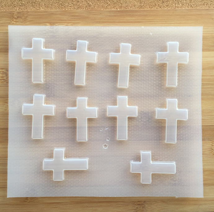 Cross Plastic Mold