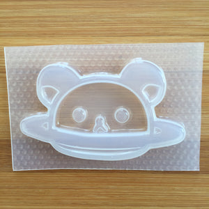 Space Bear Shaker Mold