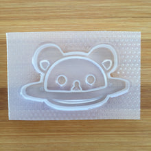Load image into Gallery viewer, Space Bear Shaker Mold