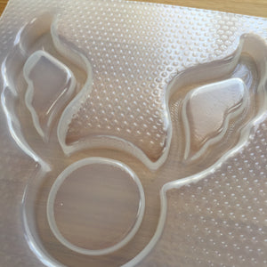 Winged Ball Mold