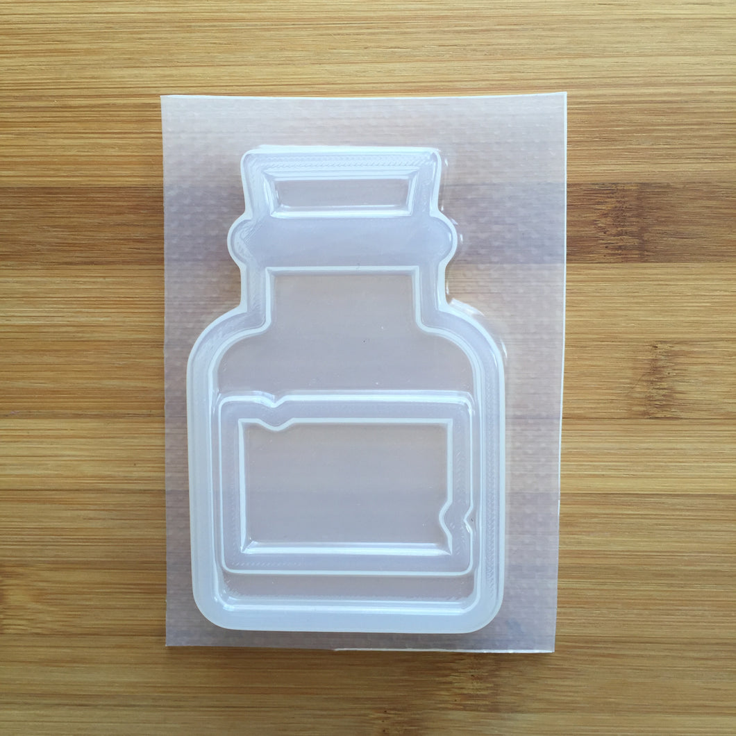 4 oz Potion Bottle Mold