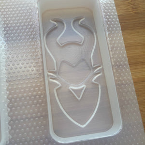 Dark Fairy Bar Plastic Mold