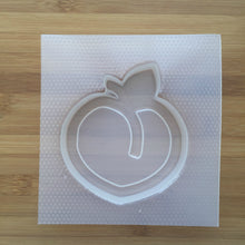 Load image into Gallery viewer, 4.8 oz Peach Plastic Mold