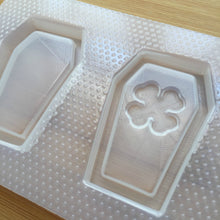 Load image into Gallery viewer, Coffin Shaker Plastic Mold