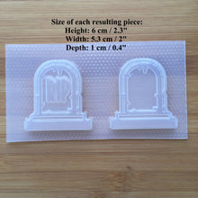 Load image into Gallery viewer, Tombstone Plastic Mold