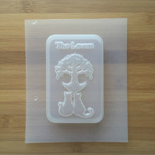 Load image into Gallery viewer, The Lovers Tarot Card Plastic Mold