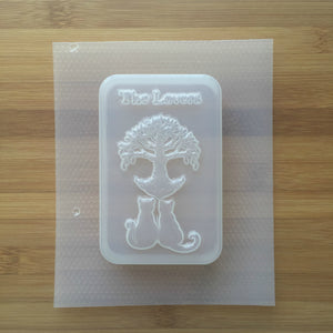 The Lovers Tarot Card Plastic Mold