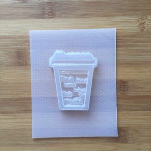 Coffee To Go Cup Plastic Mold