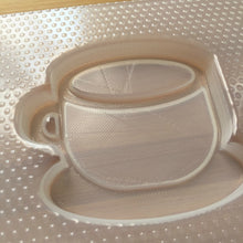 Load image into Gallery viewer, Teacup & Saucer Shaker Plastic Mold