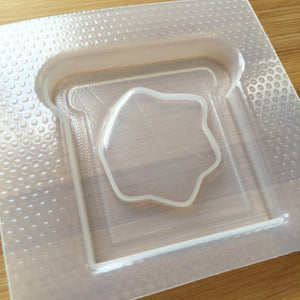 Buttered Toast Shaker Plastic Mold