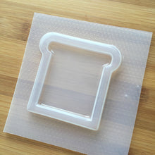 Load image into Gallery viewer, Plain Toast Shaker Plastic Mold