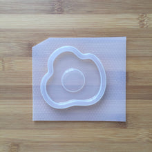 Load image into Gallery viewer, Fried Egg Shaker Plastic Mold