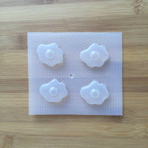 Small Fried Egg Plastic Mold