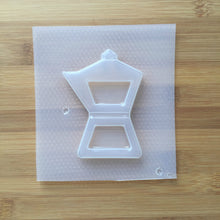 Load image into Gallery viewer, Moka Pot Coffee Maker Shaker Plastic Mold