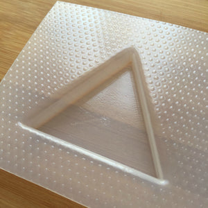 Plain Triangle Plastic Mold