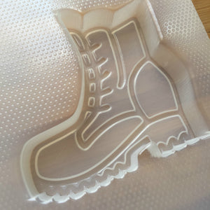 7.4 oz Clunky 90s Boots Plastic Mold