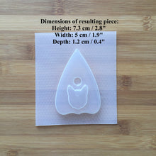 Load image into Gallery viewer, Cat Planchette Plastic Mold
