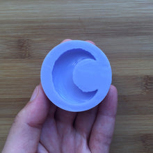 Load image into Gallery viewer, Bubble Moon Silicone Rubber Mold