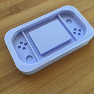 Handheld Game Console Silicone Rubber Mold -  choose from 2 sizes