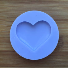 Load image into Gallery viewer, Small Puffy Heart Silicone Rubber Mold