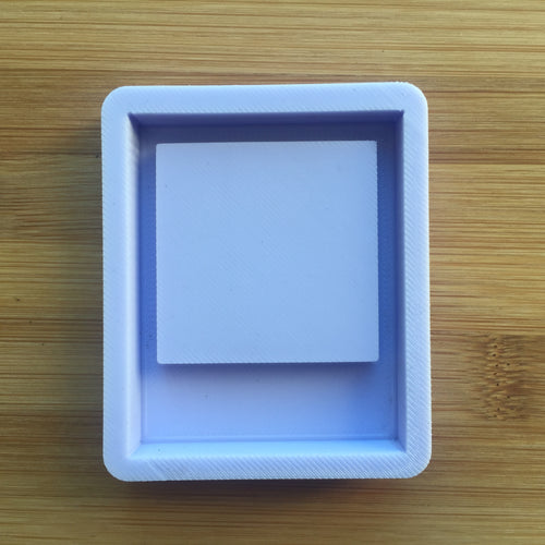 Instant Film Silicone Mold