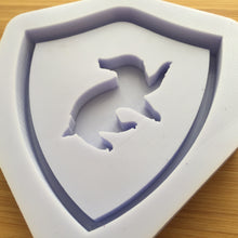 Load image into Gallery viewer, Badger Crest Shaker Silicone Mold