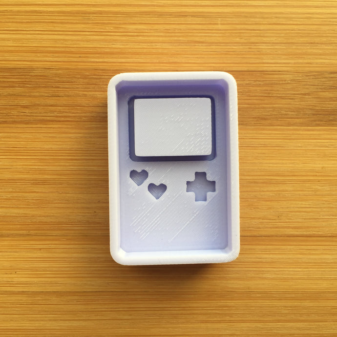 Game Console Shaker Silicone Mold, Food Safe Silicone Rubber
