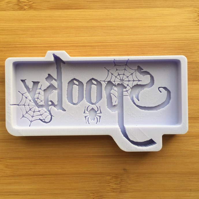Spooky Silicone Mold - Food Safe Silicone Rubber