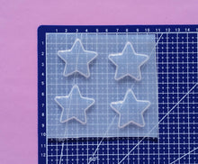 Load image into Gallery viewer, Large Flat Star Mold