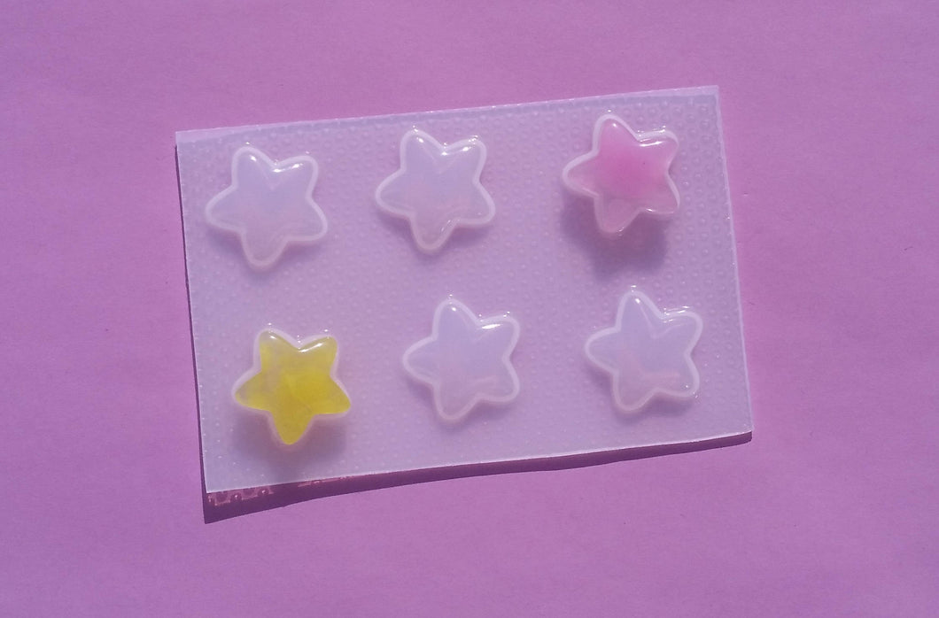 Small Bubble Star Mold