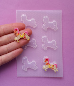 Small Horse Mold