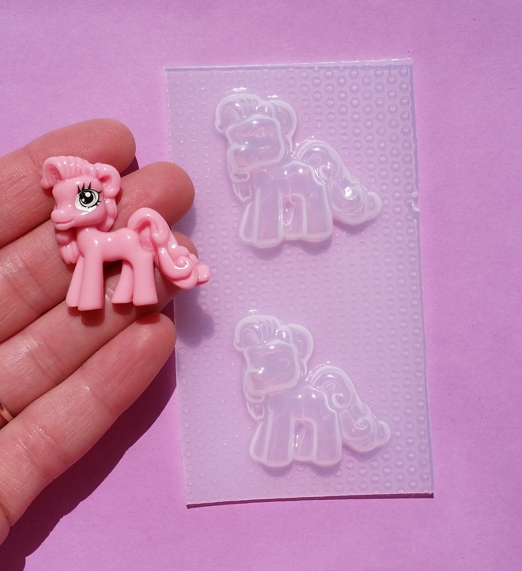 Small Little Pony Mold