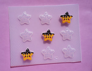 Kawaii Star Mold