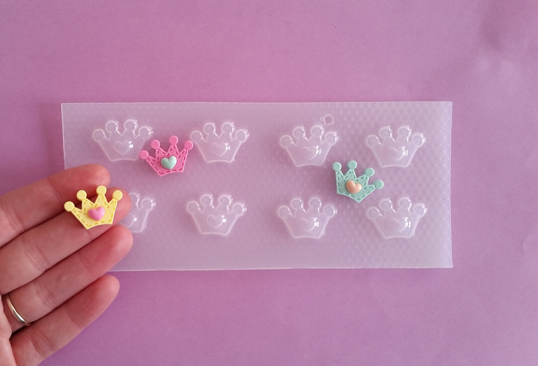 Small Crown Mold