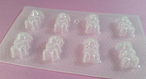 Small Gummy Bears Mold