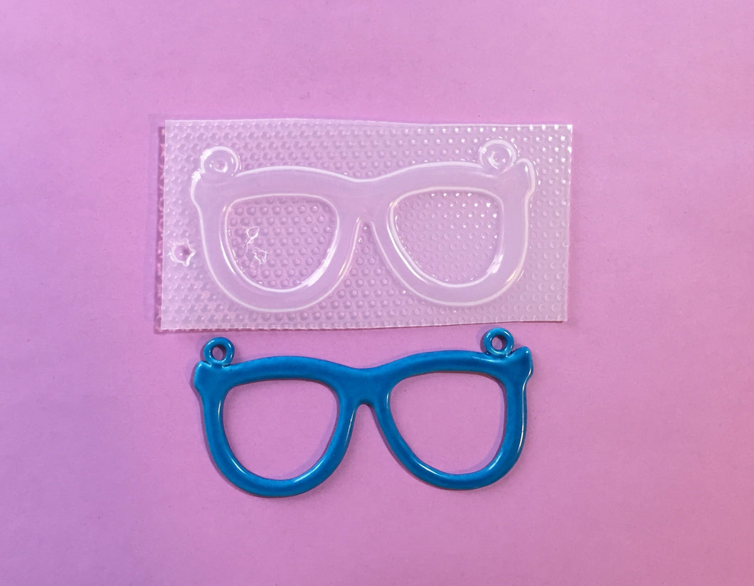 Large Reading Glasses Mold