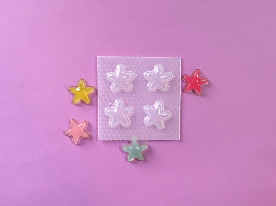 Small Star Mold