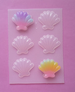 Large 3D Seashell Mold
