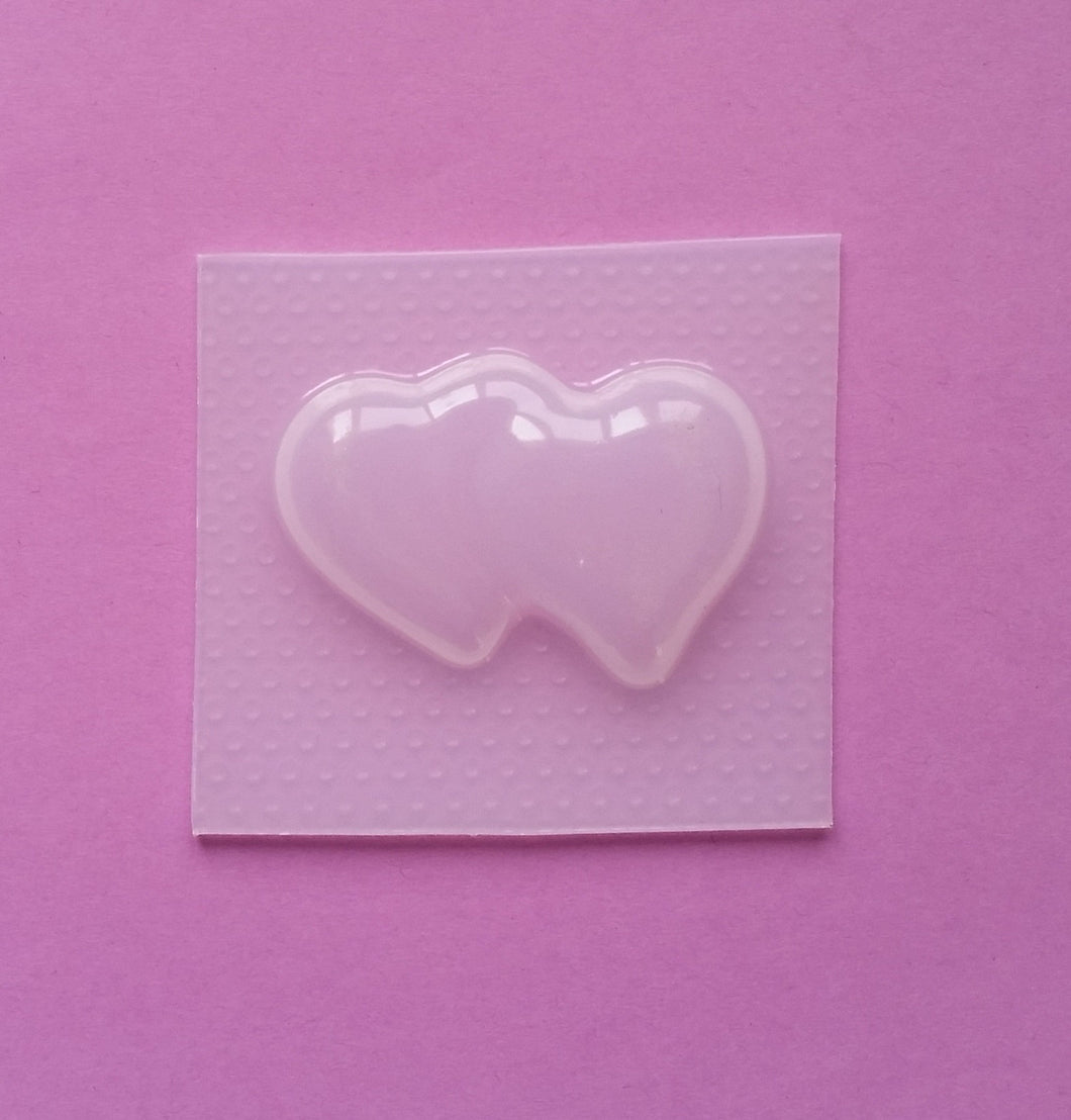 Double Heart Mold