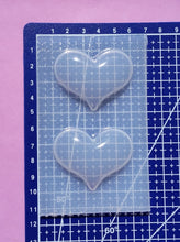 Load image into Gallery viewer, Large Bubble Barbie Heart Mold